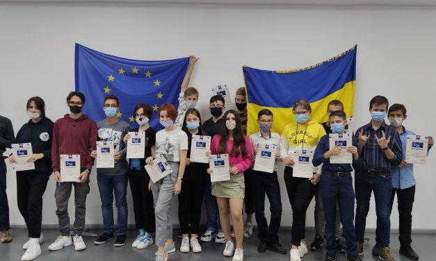Чому Європа починається з тебе або як прямуючи до ЄС молодь Запоріжжя змінить Україну?