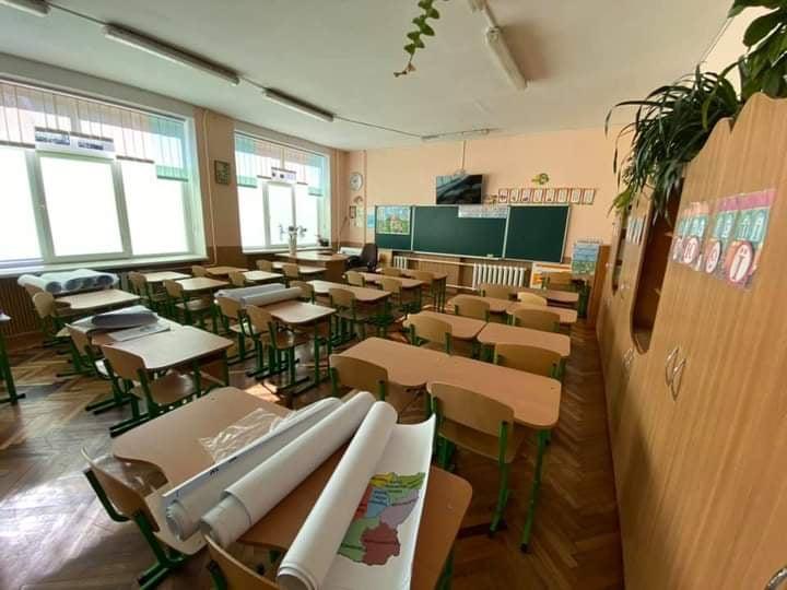 На дезинфікуючі засоби для шкіл Запоріжжя витратять понад 8 мільйонів