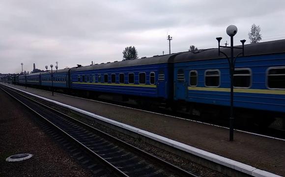 """Населені пункт """"червоної зони"""" на Запоріжжі будуть без залізничного сполучення"""