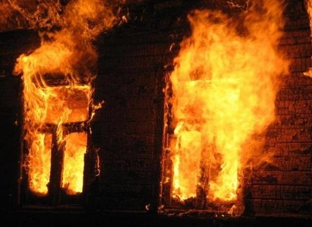 На Запоріжжі під час пожежі загинула пенсіонерка