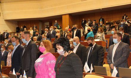 В обласній раді Запоріжжя триває підготовка до таємного голосування за голову облради