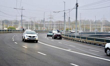 На запорізькій греблі Дніпрогес тимчасово обмежать рух транспорту