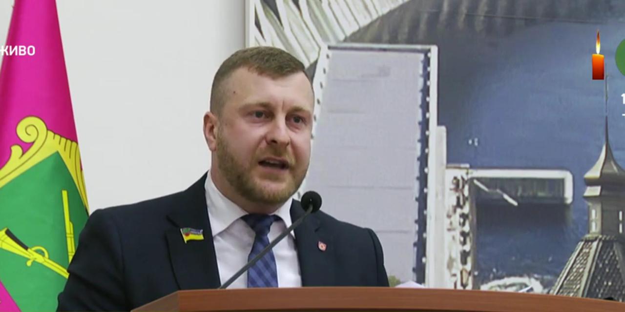 Депутат міської ради Запоріжжя пообіцяв побити колегу за антиукраїнські висловлювання