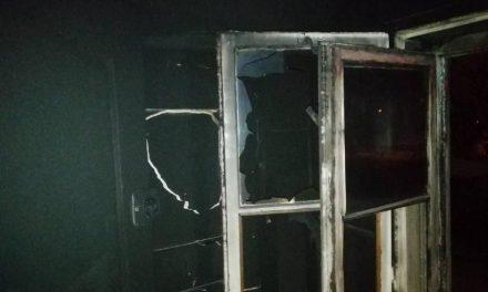 У Заводському районі міста Запоріжжя на пожежі загинув чоловік – ФОТО