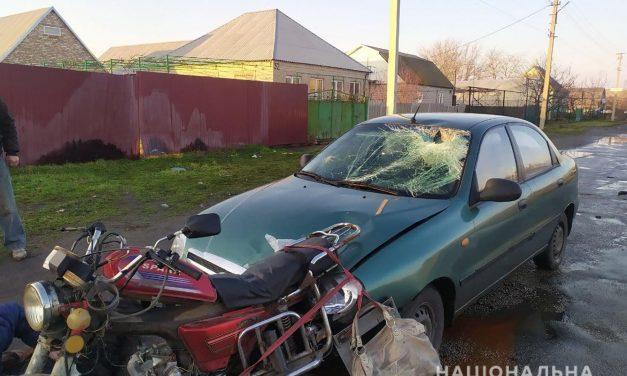 На Запоріжжі водій збив 82-річного чоловіка – постраждалий помер