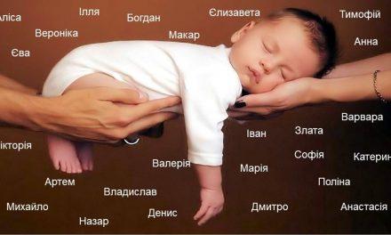 Названо найбільш трендові та найрідкісніші імена новонароджених 2020 року