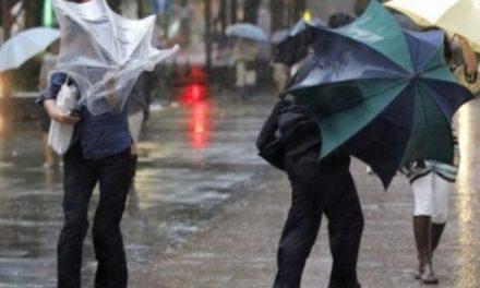 Дощ та сильні пориви вітру – мешканців Запоріжжя попереджають про негоду
