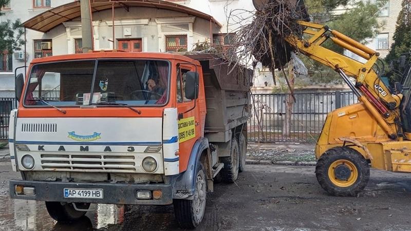 У Запоріжжі на ліквідацію сміттєзвалищ з бюджету виділили 1,5 млн грн – фото