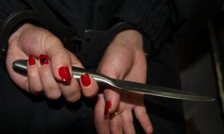 У Запоріжжі зарізали молоду жінку
