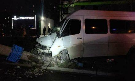 Свідок вчорашньої ДТП з маршруткою в Запоріжжі розказав що бачив