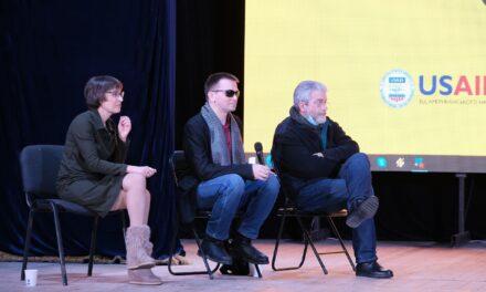 У Запоріжжі відбувся форум за участю журналістів, медійників та громадських активістів