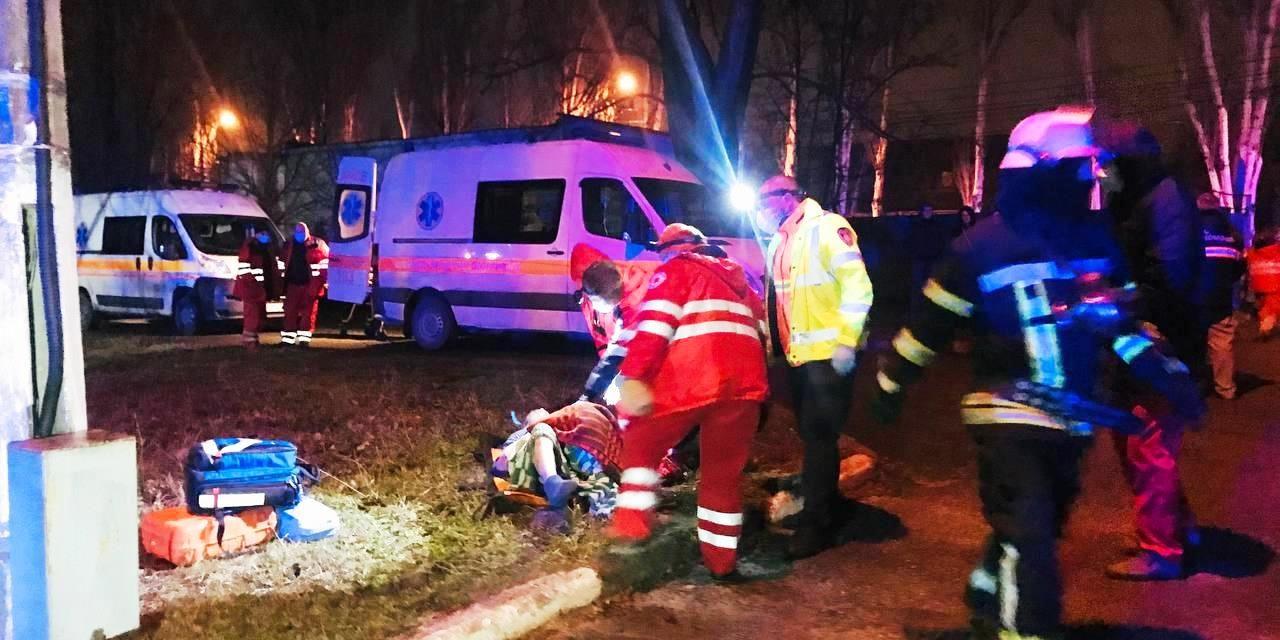 Через пожежу в реанімації з хворими на COVID-19 в Запоріжжі, у вогні загинуло 3 пацієнтів та молода лікарка – фото