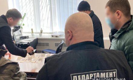 Мешканець Запоріжжя пропонував правоохоронцю щомісячні «відкати» в обмін на допомогу – фото