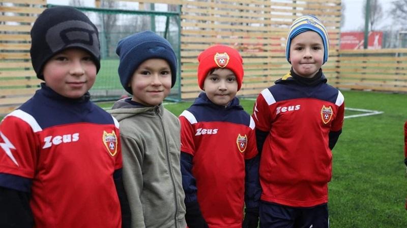 З бюджету виділять близько 8 млн грн на будівництво спортивної арени для малечі у Запоріжжі