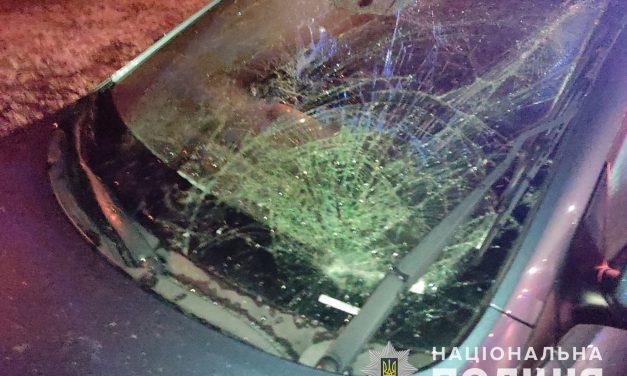 ДТП на Запоріжжі: постраждали троє військовослужбовців (фото)