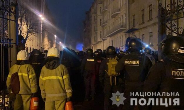 Наступну суботу в столиці відбудеться акція протесту в підтримку активіста, якого заарештували