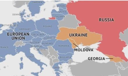 Україну без Криму зобразило європейське медіа, що спеціалізується на політиці ЄС
