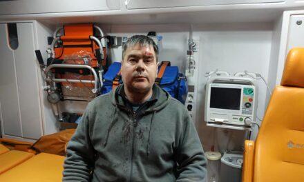 Побитий депутатом та його друзями колишній викладач ЗНУ розказав деталі нападу