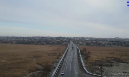 Як виглядають запорізькі дороги після зими та морозів – відео