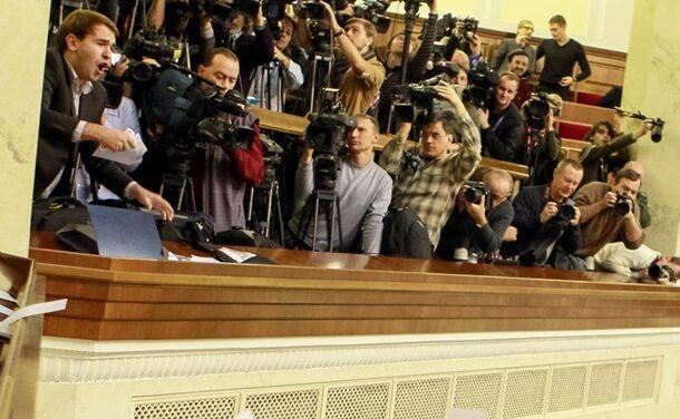 Новоспечений Порядок акредитації журналістів у Запоріжжі суперечить закону