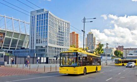 Відсьогодні у Києві наземний громадський транспорт працює зі змінами