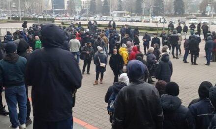 Завтра мешканці Запоріжжя вийдуть на мітинг під стіни ОДА