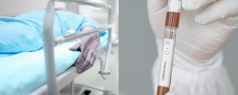 У Запоріжжі перевищено показник госпіталізації хворих з Covid-19