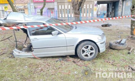 Подробиці жахливої аварії на Бородинському у Запоріжжі – фото