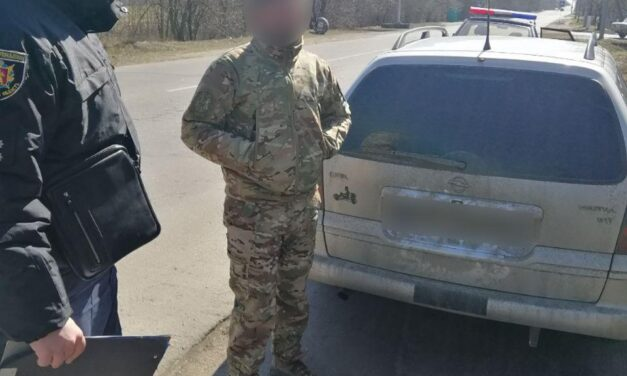 На Запоріжжі водій напідпитку намагався «відкупитися» від правоохоронця – фото