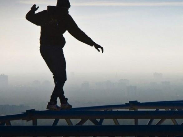 У Запоріжжі молодий чоловік вкоротив собі віку стрибнувши з мосту