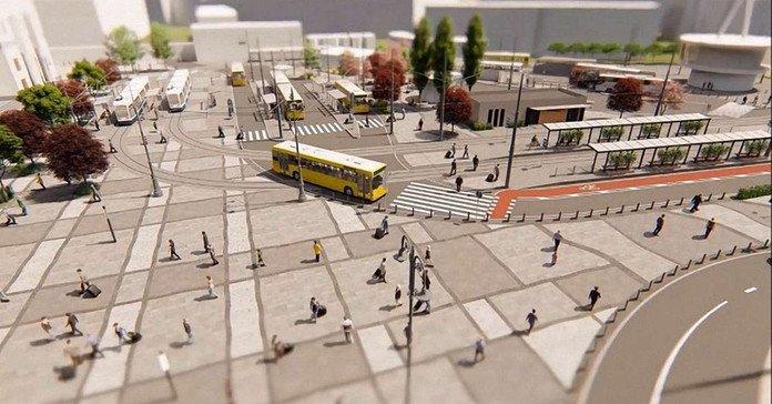 У Запоріжжі планують масштабну реконструкцію одразу декількох вулиць – документ