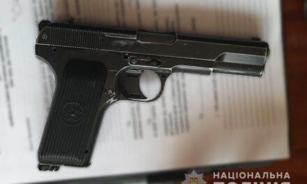 Правоохоронцям вдалося затримати чоловіка, який підстрелив таксиста у Запоріжжі – фото
