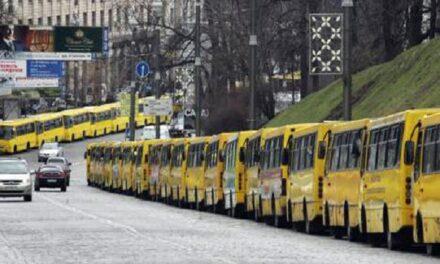 Транспортний колапс: через нерентабельність перевізники Києва можуть зупинити маршрутки