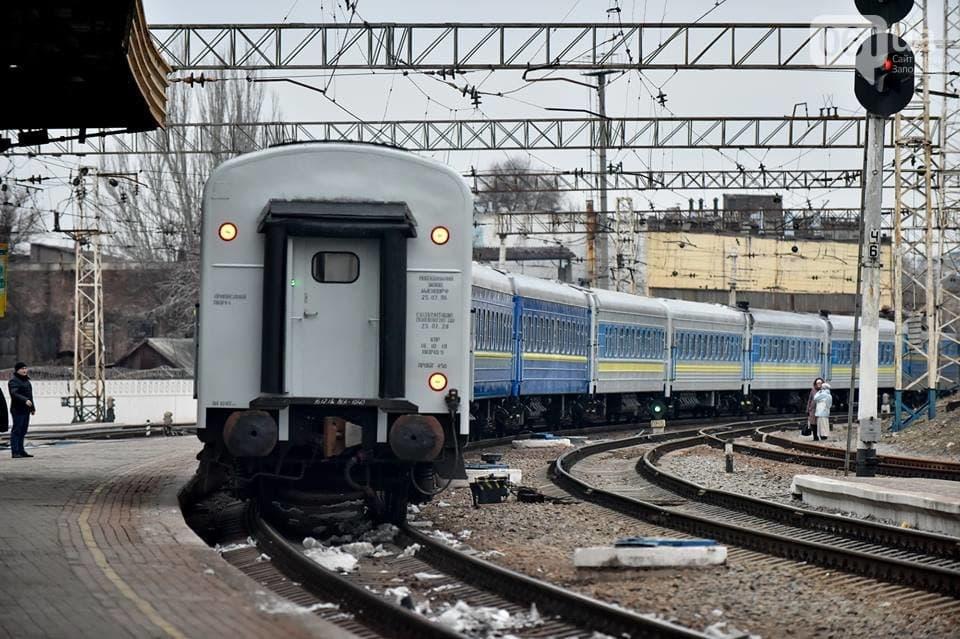 «Запоріжжя-Ужгород»: «Укрзалізниця» запускає спецрейси – розклад