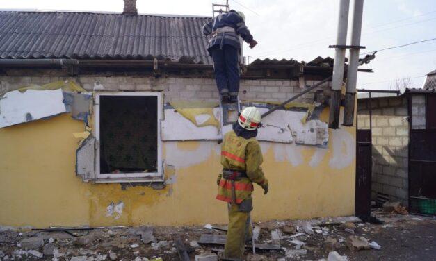 У Запоріжжі через виток газу стався вибух – двох постраждалих госпіталізували (фото)