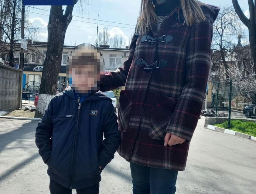 Вчора у Запоріжжі зник п'ятирічний хлопчик