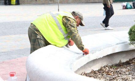 У Запоріжжі чашу, яка розвалюється після реконструкції, відновлять коштом підрядника