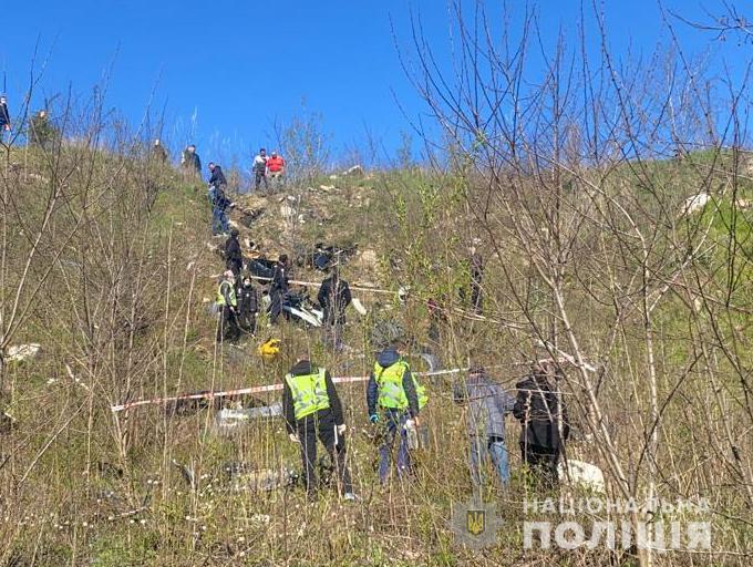 Вранці, у Голосіївському районі Києва чоловік виявив сумку з розчленованим тілом