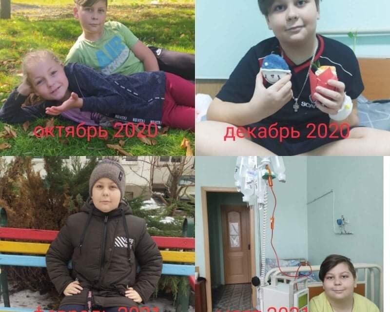 Мешканців Запоріжжя просять здати кров для дитини