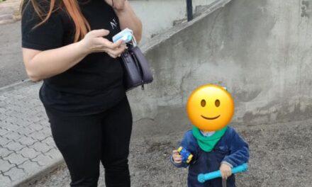 У Запоріжжі мати загубила дворічну дитину