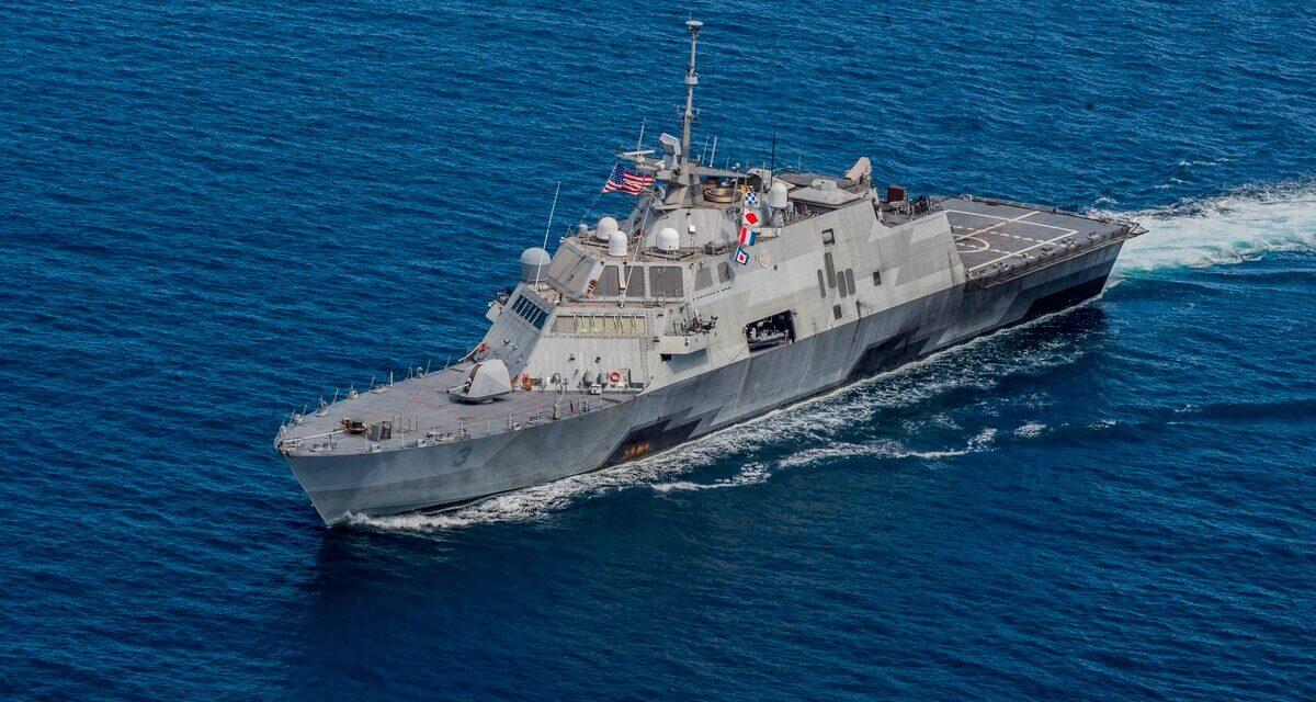 Наступного тижня в Чорне море зайдуть бойові кораблі США