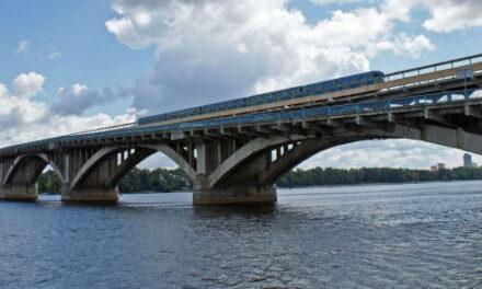 Завтра у Києві обмежать рух транспорту по одному з мостів на кілька днів