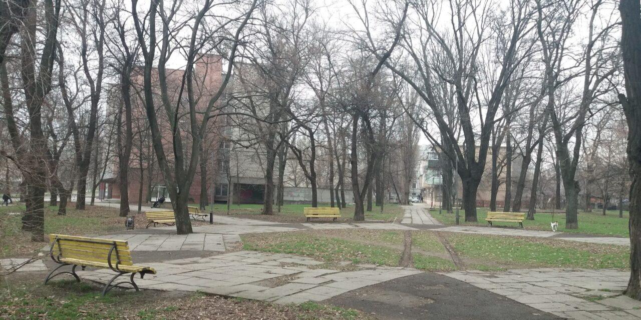 Мешканці Запоріжжі збирають підписи та просять владу реконструювати сквер