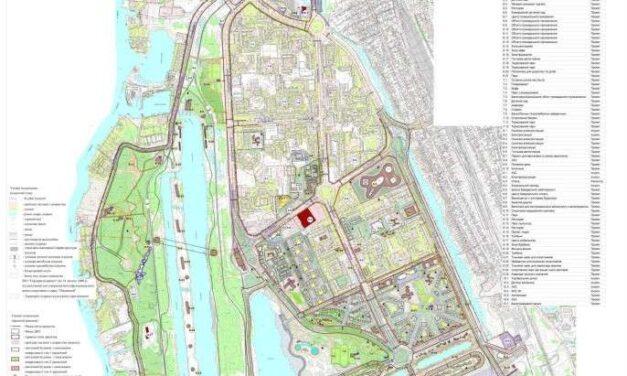 Один з районів Запоріжжя планують перетворити на київську «Оболонь»