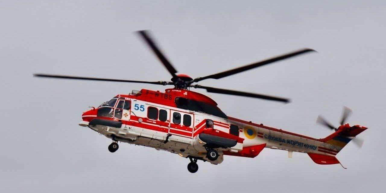 До пошуків зниклого малюка на Київщині залучили вертоліт та 200 осіб