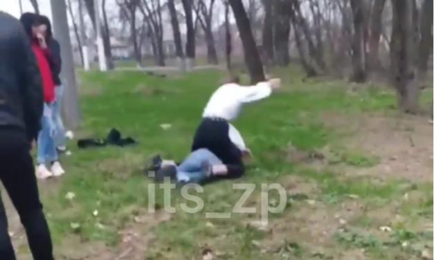 Після розміщення відео бійки двох неповнолітніх дівчат у Запоріжжі поліція відкрила кримінальну справу