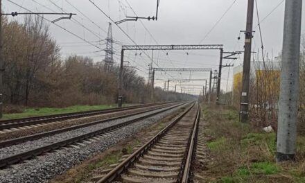 У Запоріжжі на коліях виявили труп чоловіка, якого ймовірно переїхав потяг – фото