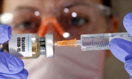 Близько 9 тисяч мешканців Запорізької області вакцинувалися від Covid-19