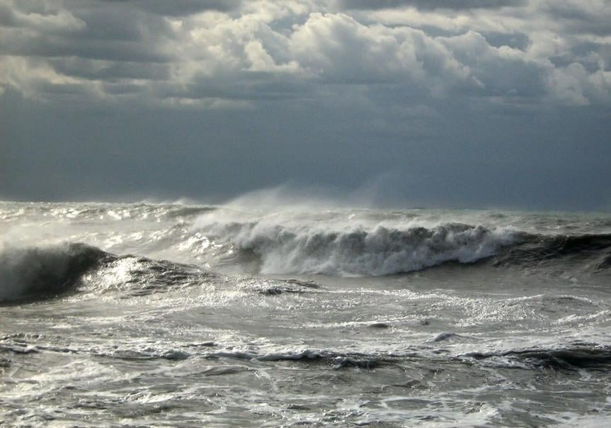 Сьогодні у Запоріжжі знову шторимитиме, здійметься сильний вітер