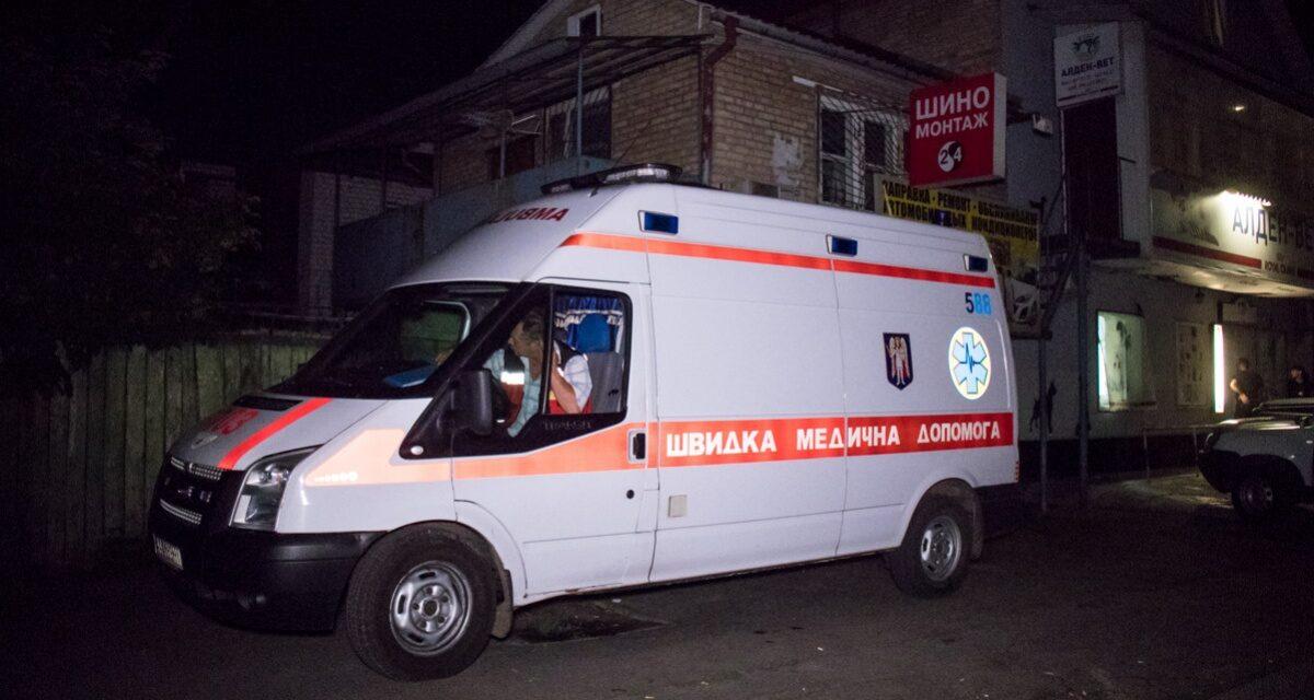 У житловому будинку Києва вночі стався вибух